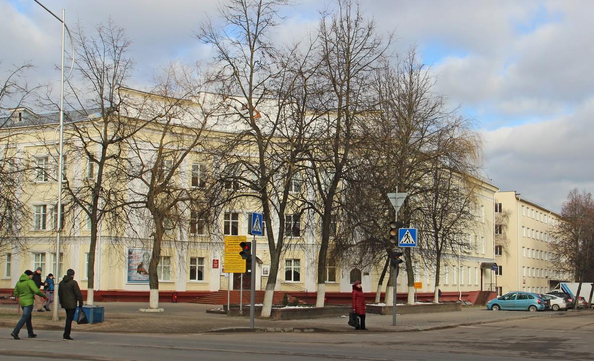 Маладзечанскі дзяржаўны музычны каледж імя М. К. Агінскага