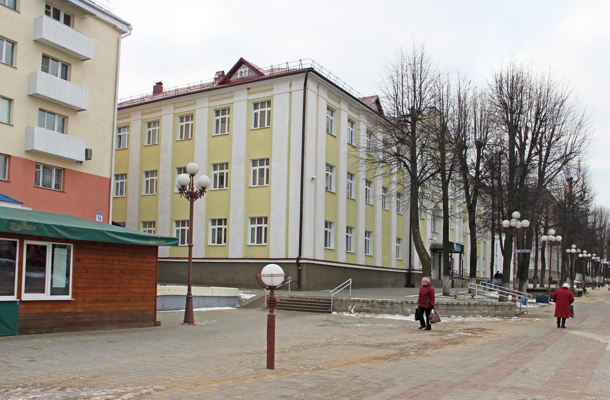 Аддзяленне РУП «Белпошта»