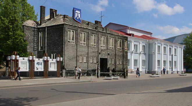 Былое казіно для малодшых чыноў у міжваенным Войску Польскім