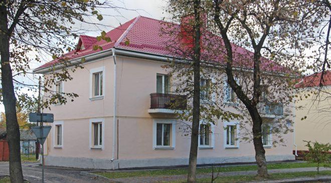 Дом №5 па вул.Маркава