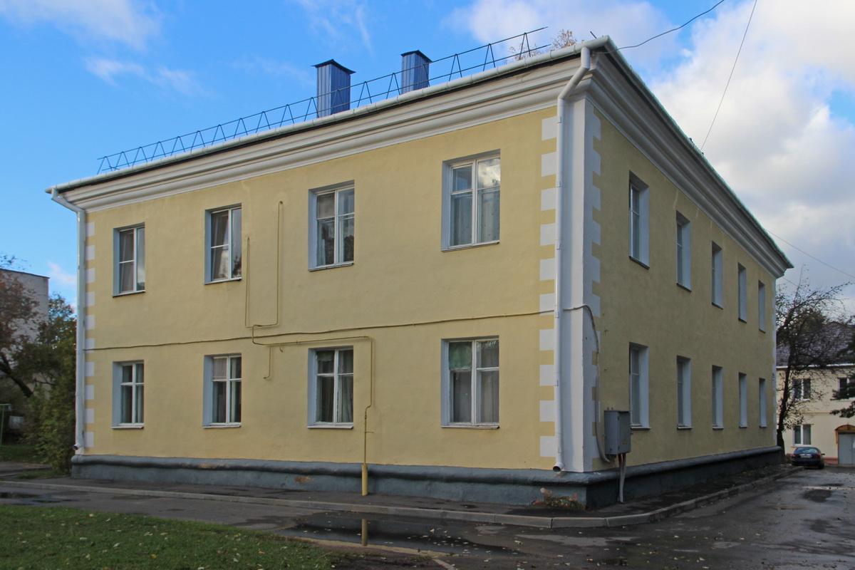 Дом №11а па вул.Машэрава