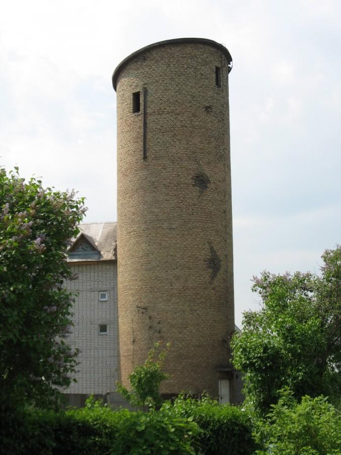 Вадацяжная вежа