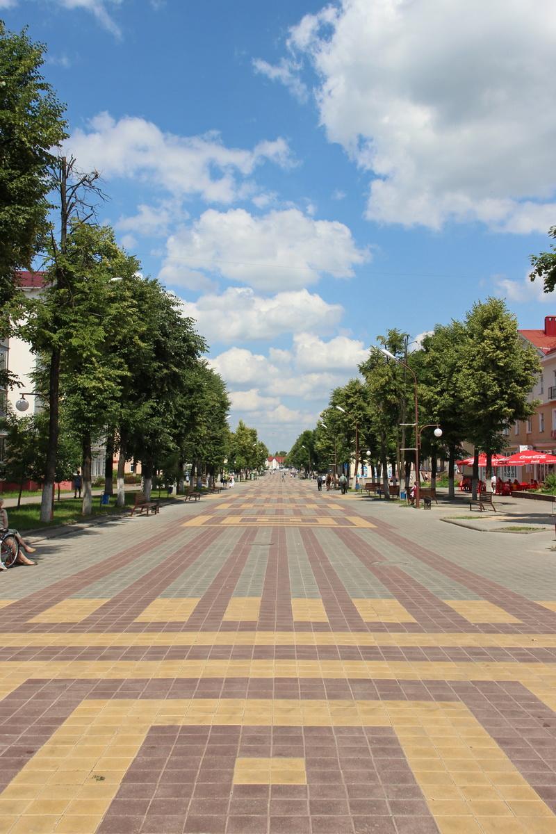 Пешаходная вуліца