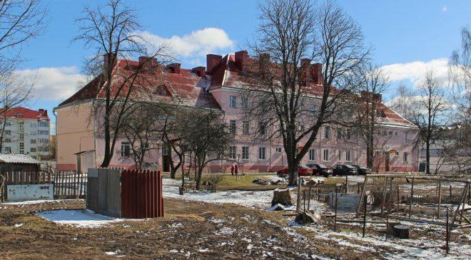 Дом архітэктара Юліяна Лісецкага 1925 года
